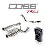 COBB Tuning - Stage 2 Power Package ('02-'05 WRX) with Cat