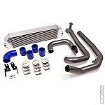 COBB Tuning - Front Mount Intercooler for Mazdaspeed 3 Gen II (Blue Silicone)